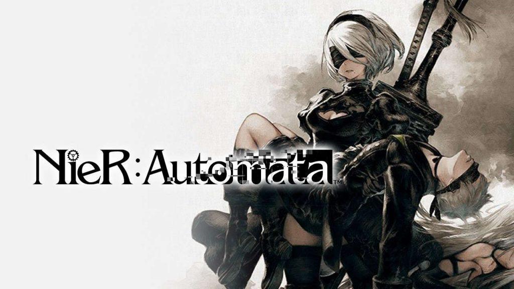 ترینر بازی Nier Automata