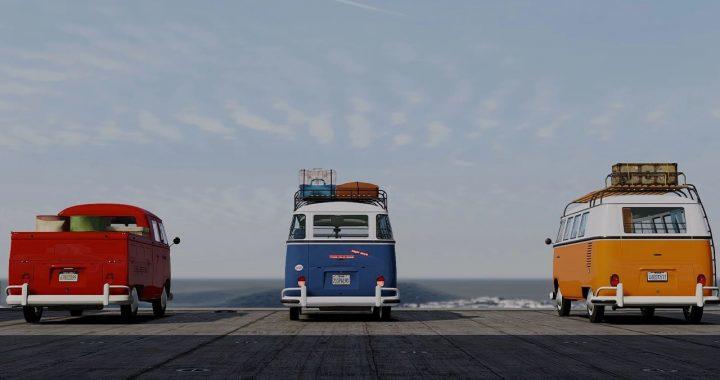 خودرو Volkswagen Type 2 برای GTA V