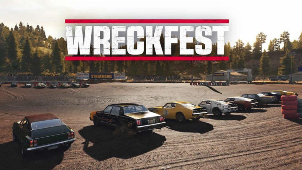 ترینر بازی Wreckfest