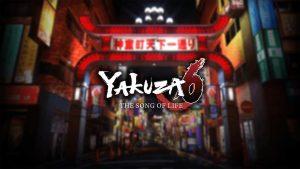 سیستم مورد نیاز بازی Yakuza 6 Song of Life