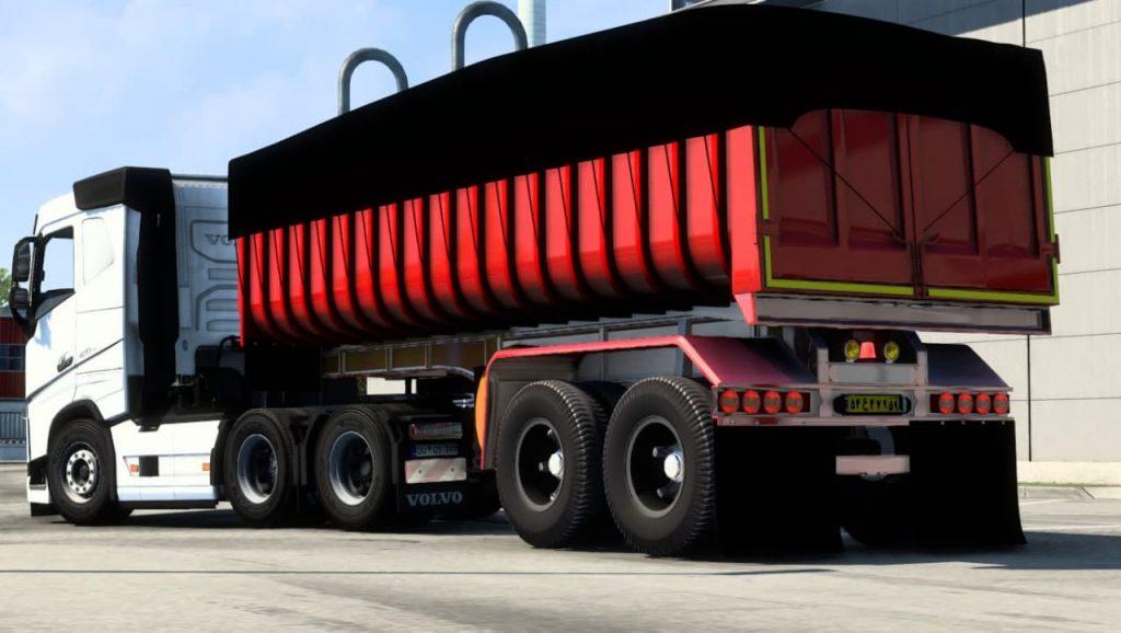 کمپرسی اهوازی برای Euro Truck Simulator 2