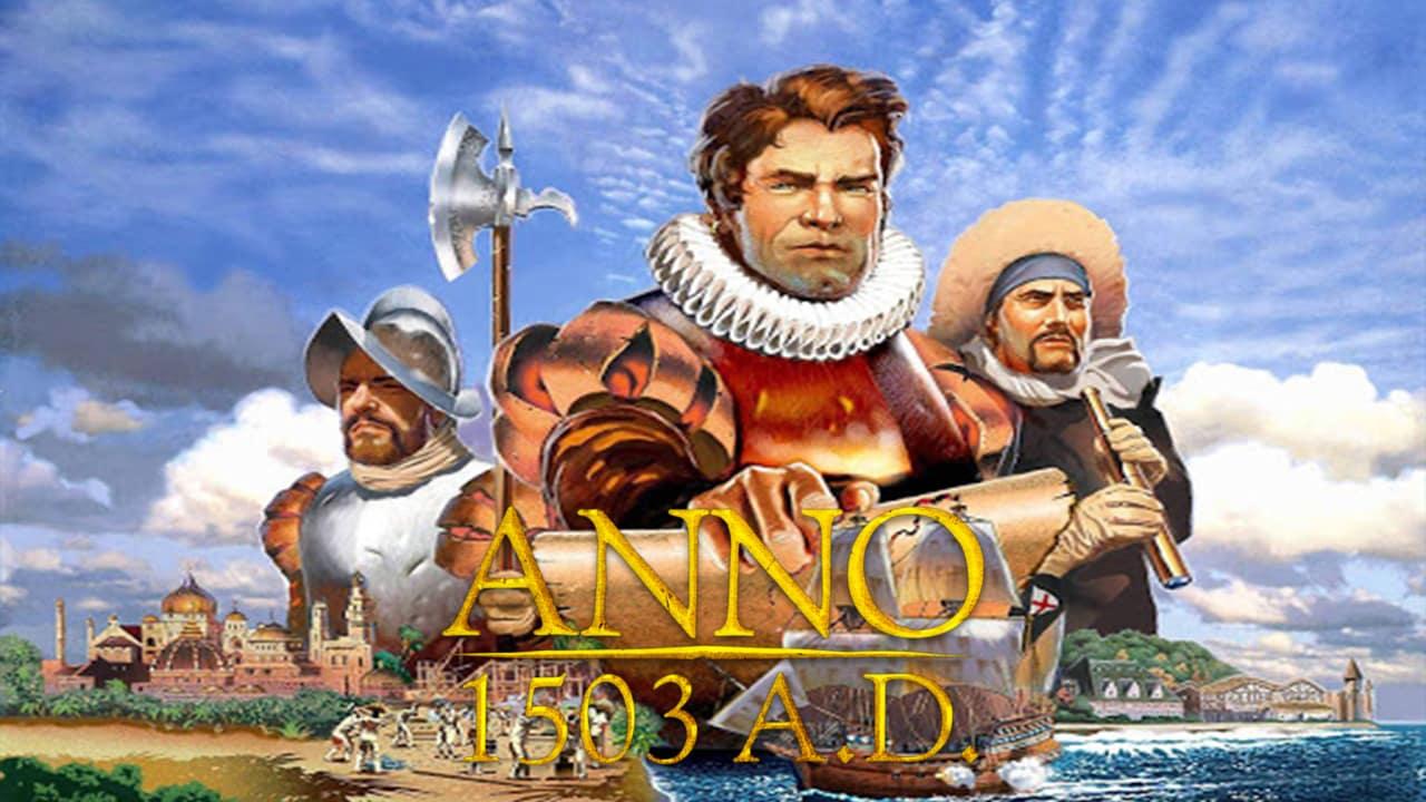 ترینر بازی Anno 1503