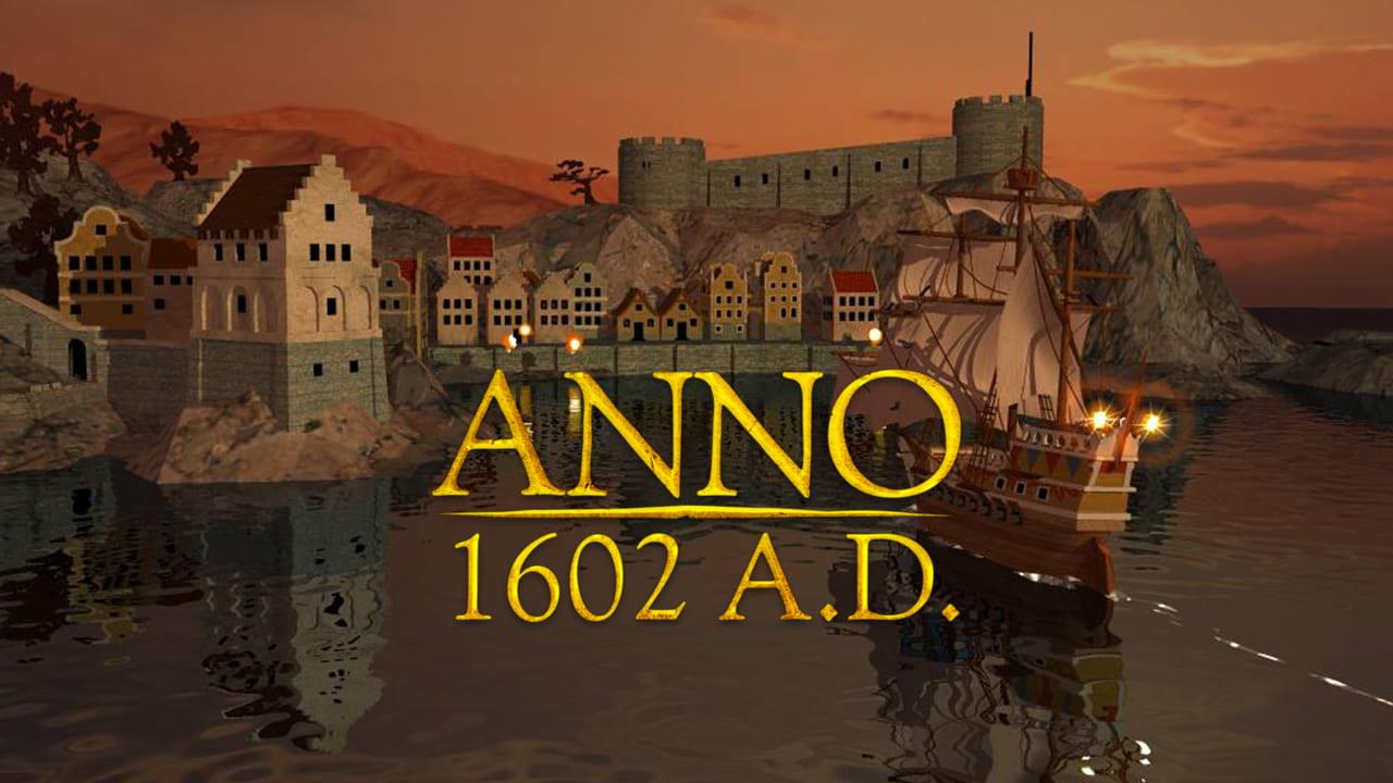 ترینر بازی Anno 1602