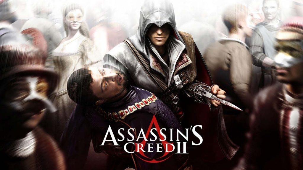 ترینر بازی Assassins Creed II