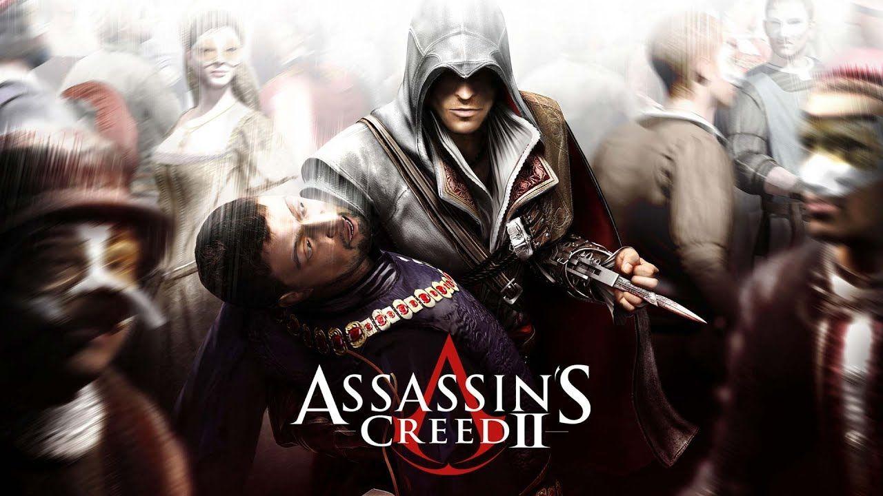 ترینر بازی Assassins Creed II