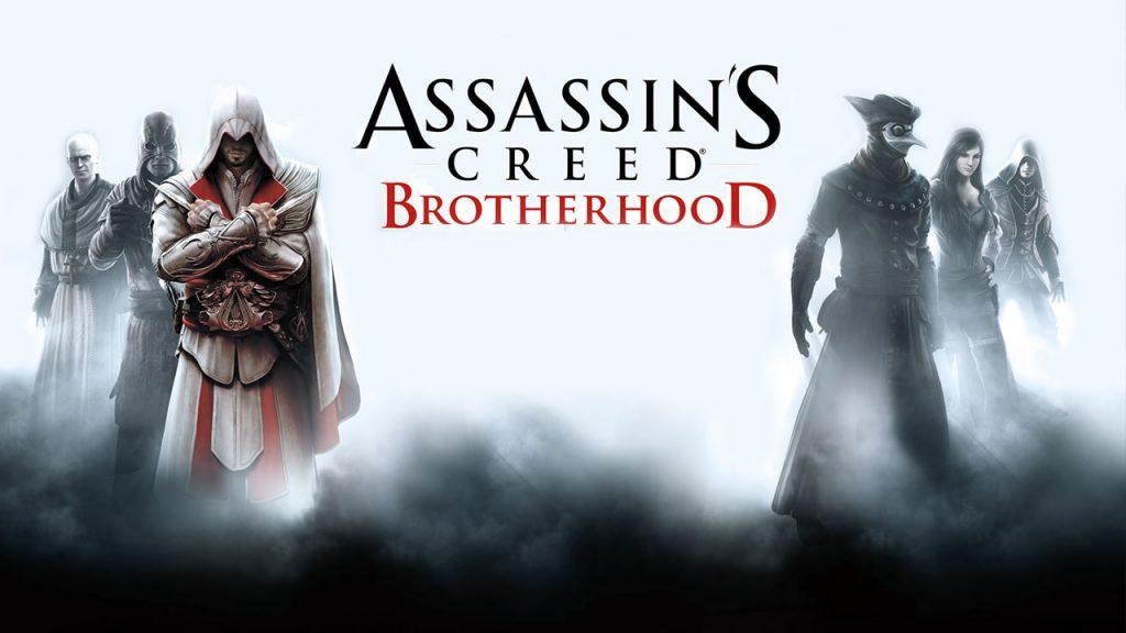 ترینر بازی Assassins Creed Brotherhood