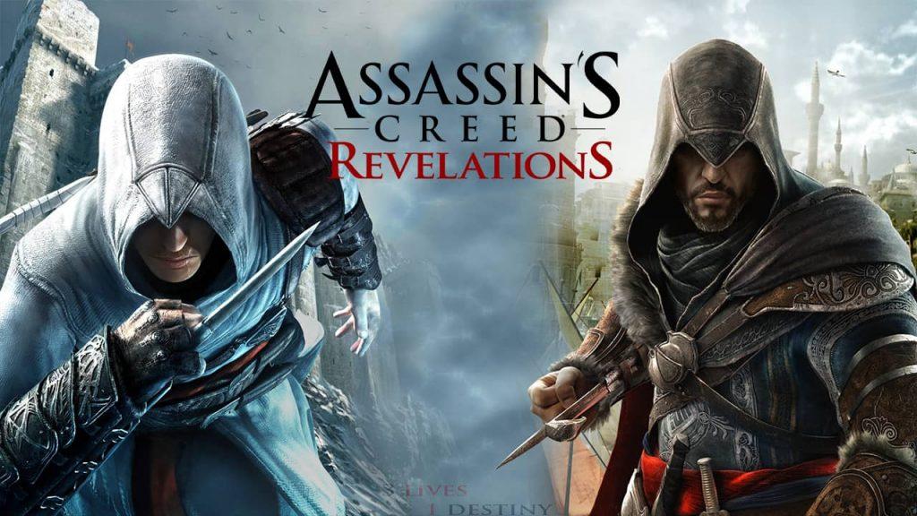 ترینر بازی Assassins Creed Revelations