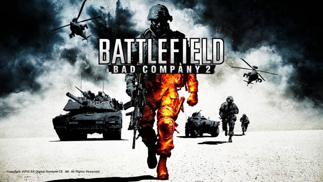 ترینر بازی Battlefield Bad Company 2