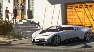 خودرو Bugatti Centodieci 2020 برای GTA V