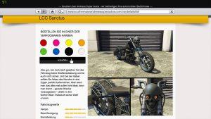 مد Buy Online Vehicles in SP برای GTA V