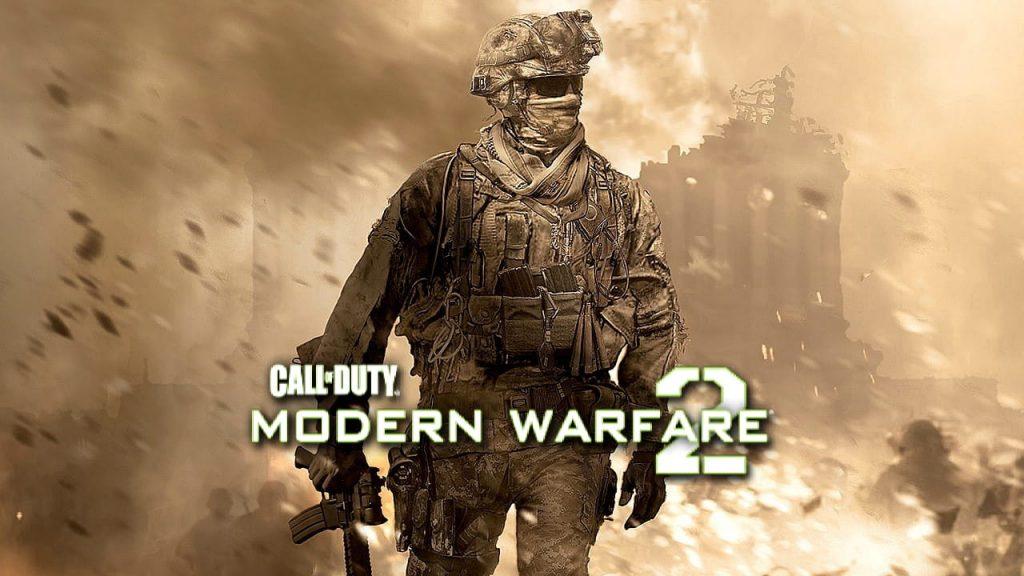 ترینر بازی Call of Duty Modern Warfare 2