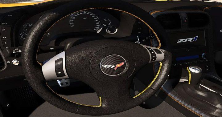 خودرو Chevrolet Corvette ZR1 2009 برای GTA V