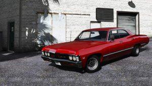 خودرو Chevrolet Impala 1967 برای GTA V