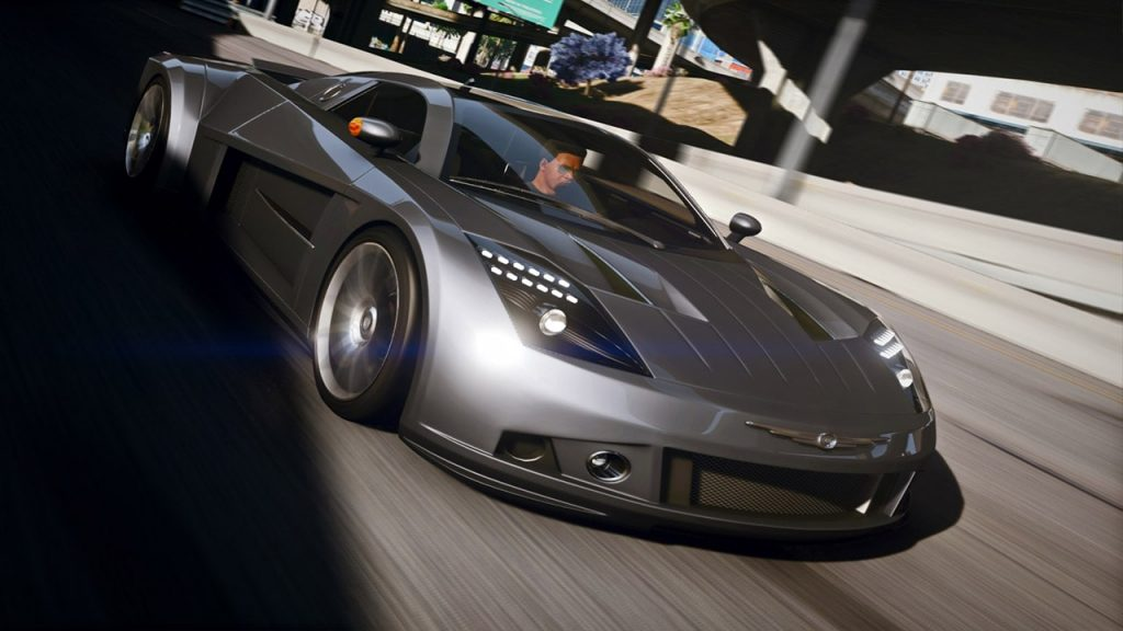خودرو Chrysler ME Four-Twelve برای GTA V