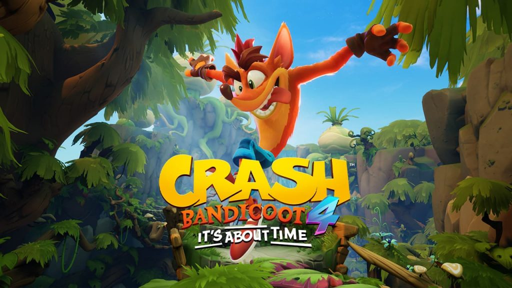 سیو بازی Crash Bandicoot 4 Its About Time