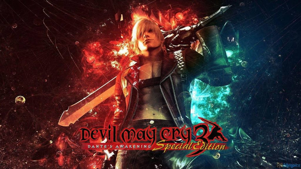 ترینر بازی Devil May Cry 3 Special Edition