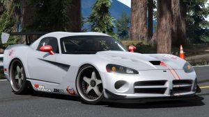 خودرو Dodge Viper 2008 برای GTA V