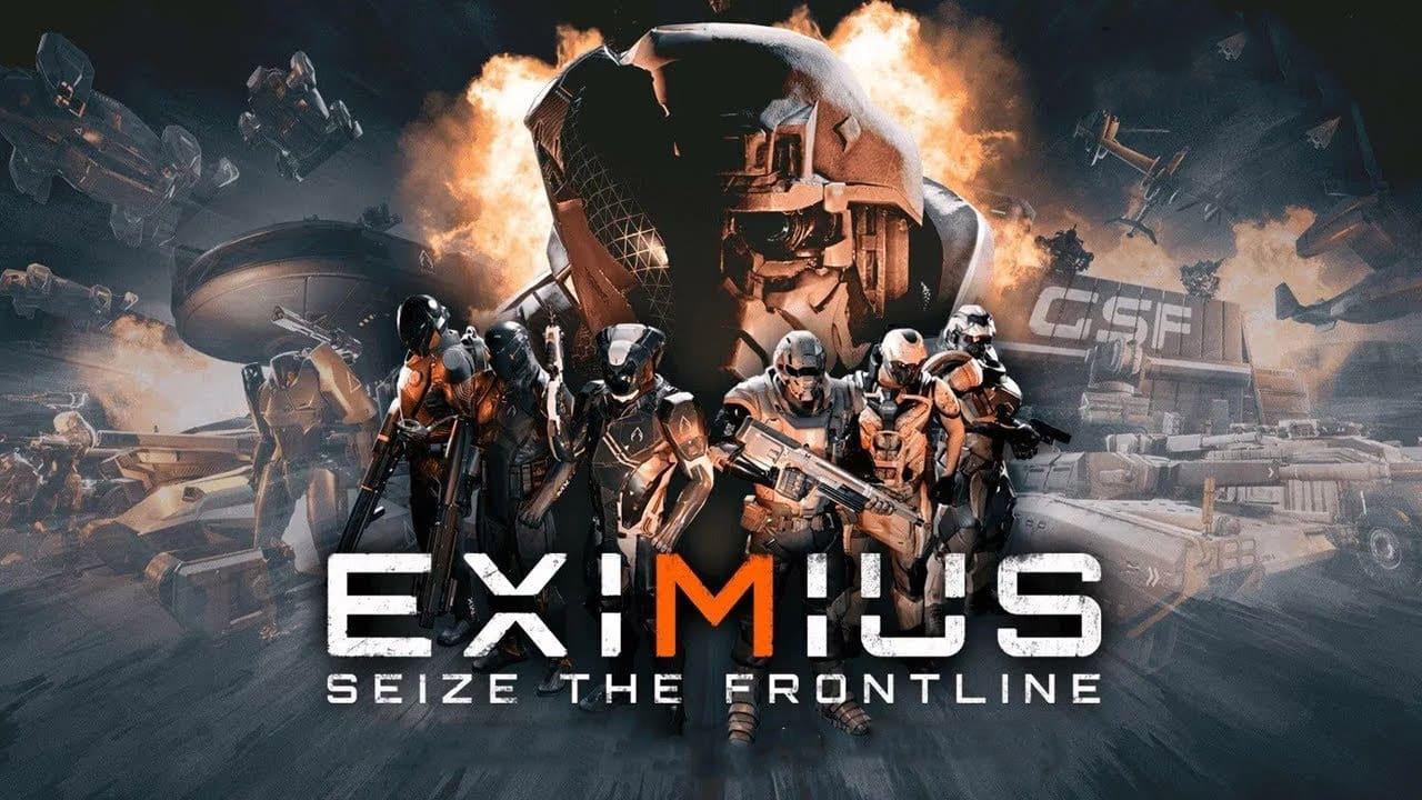 ترینر بازی Eximius Seize the Frontline