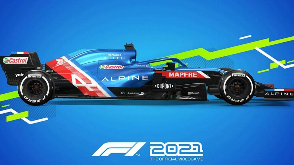 سیستم مورد نیاز بازی F1 2021