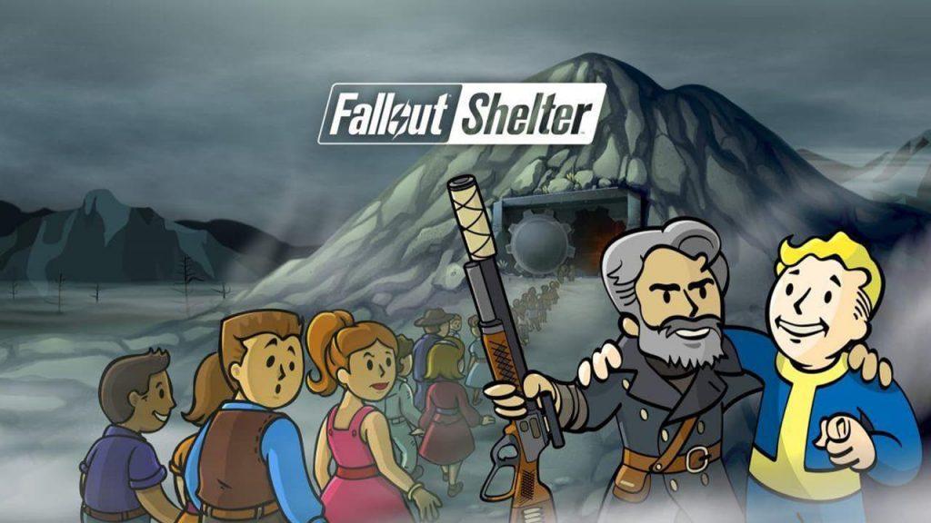 ترینر بازی Fallout Shelter
