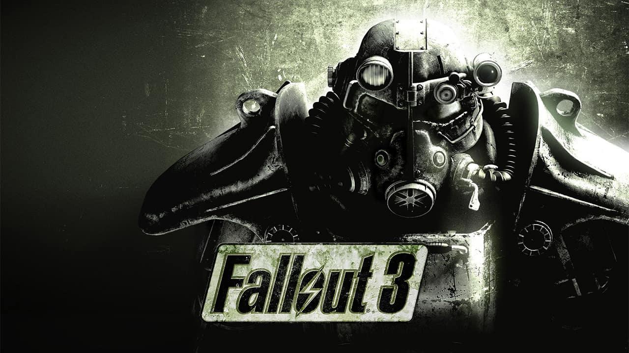 ترینر بازی Fallout 3