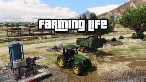مد Farming Life برای GTA V