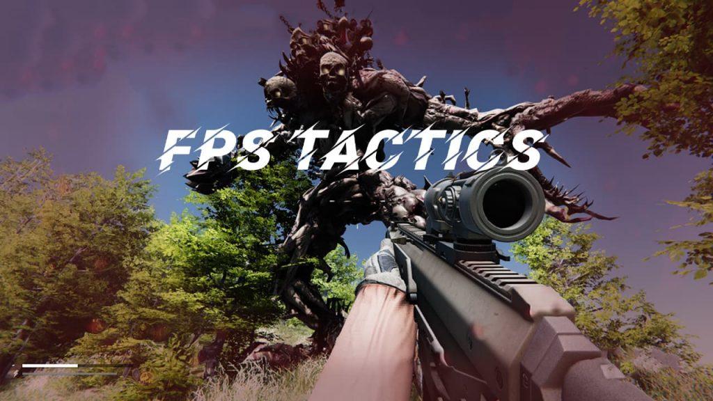 ترینر بازی FPS Tactics