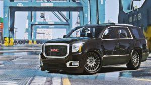 خودرو GMC Yukon Denali 2015 برای GTA V
