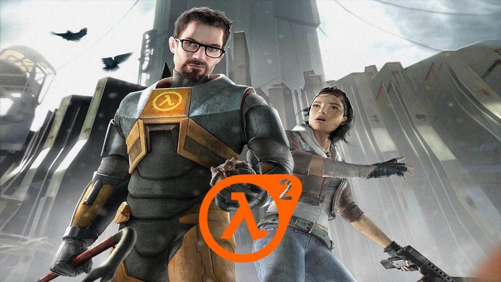 ترینر بازی Half-Life 2