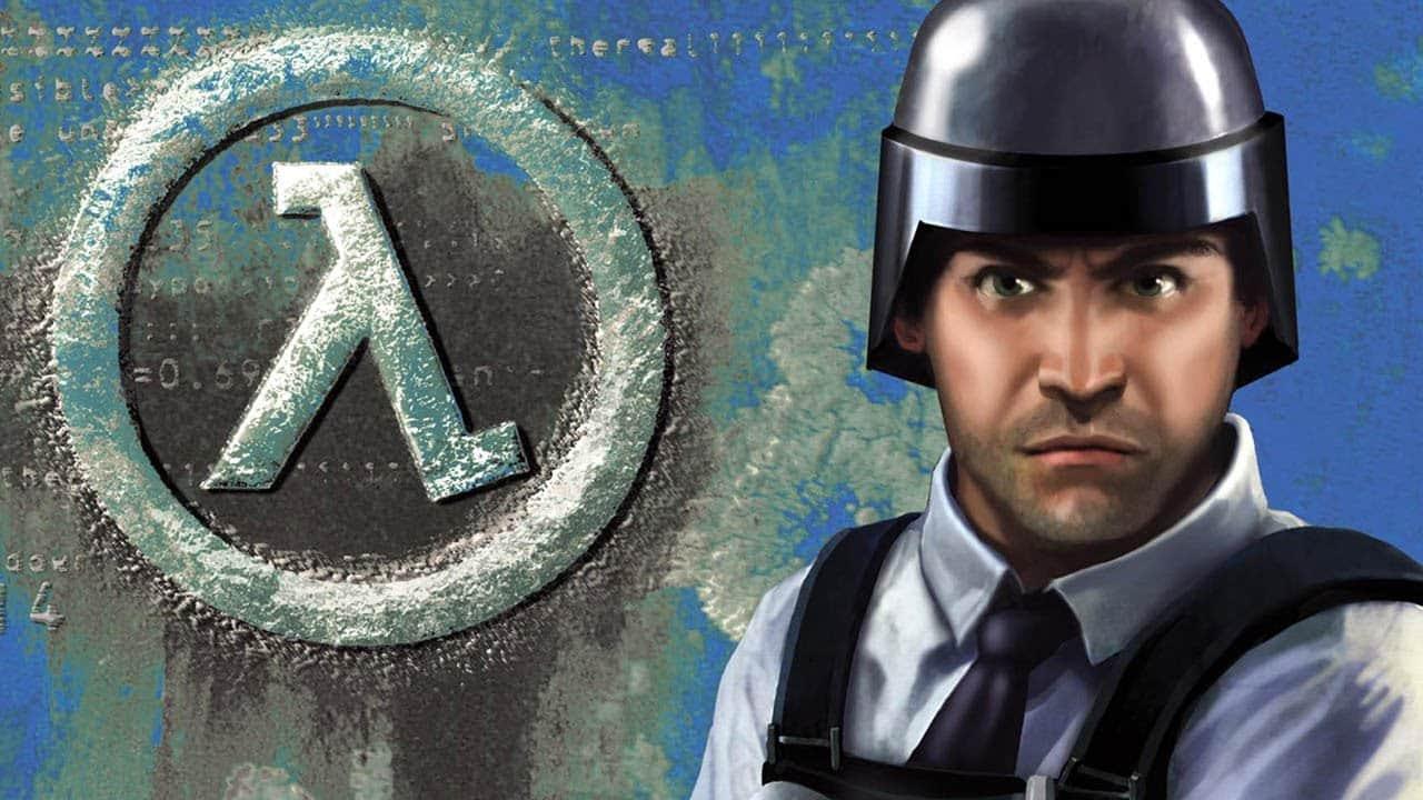 ترینر بازی Half-Life Blue Shift