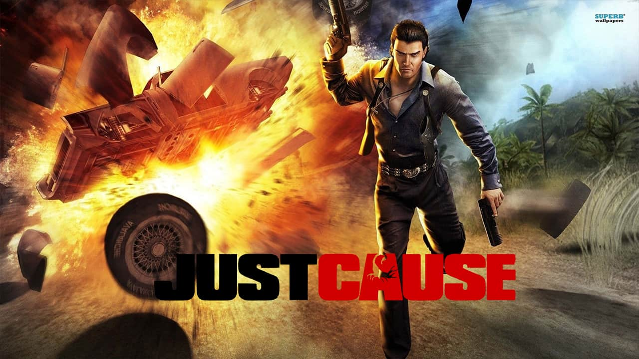 ترینر بازی Just Cause 1