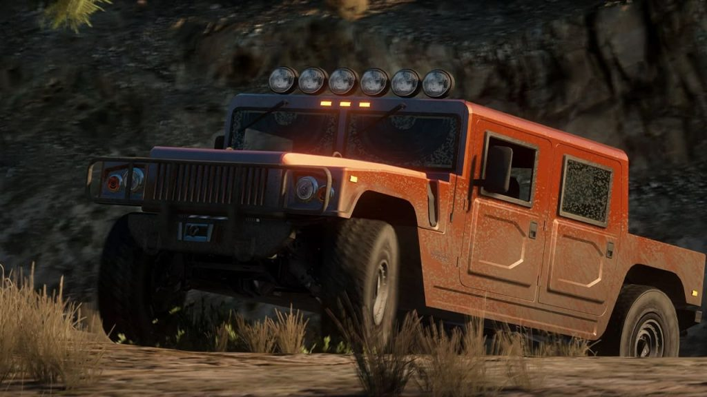 خودرو Mammoth Patriot Classic برای GTA V