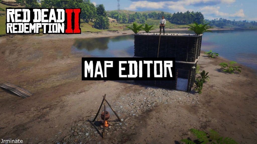مد Map Editor برای Red Dead Redemption 2