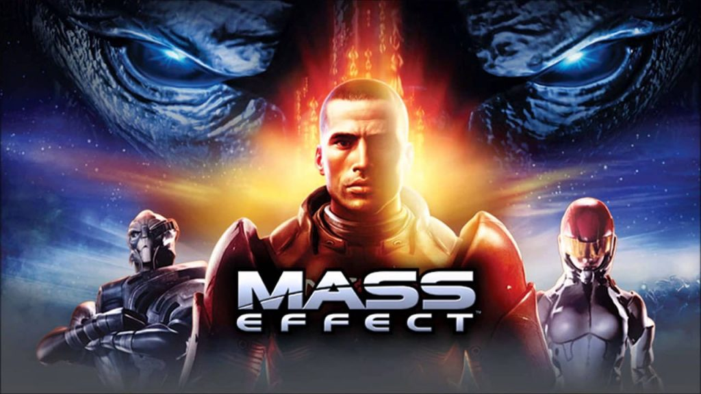 ترینر بازی Mass Effect 1