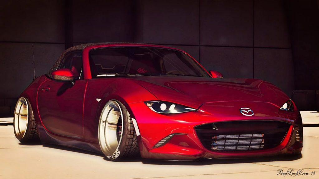 خودرو Mazda MX-5 2016 برای GTA V
