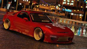 خودرو Mazda RX-7 1999 برای GTA V