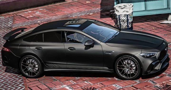 خودرو Mercedes Benz AMG GT63 2018 برای GTA V