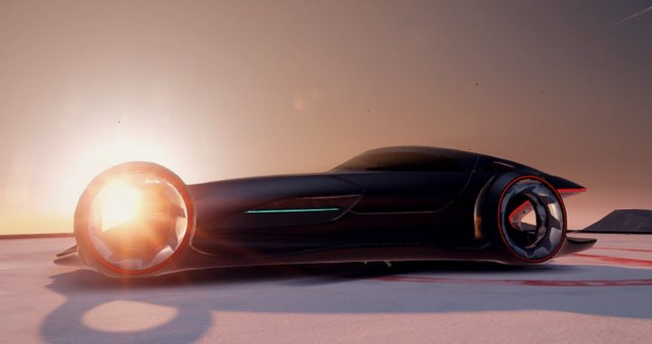 خودرو Mercedes Benz Silver Lightning برای GTA V