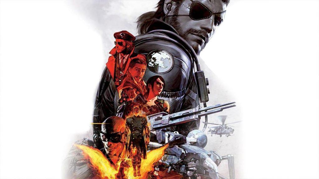 داستان مجموعه بازی Metal Gear