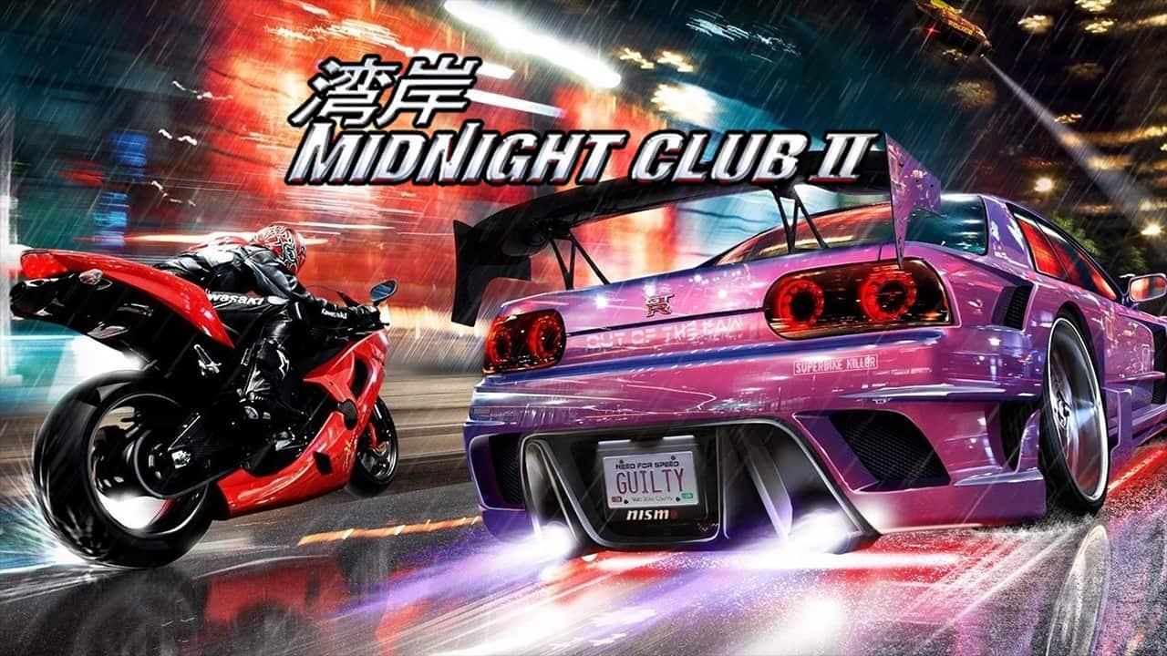 Midnight Club 2 Trainer