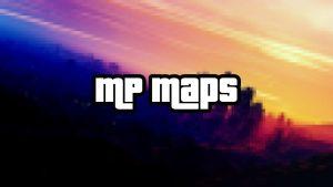 مد MP Maps برای GTA V