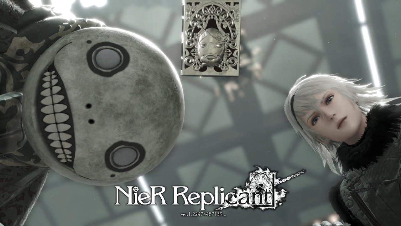 ترینر بازی NieR Replicant