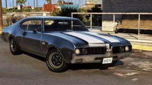 خودرو Oldsmobile Hurst/Olds 442 1969 برای GTA V