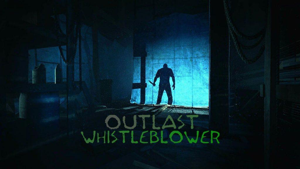 ترینر بازی Outlast Whistleblower