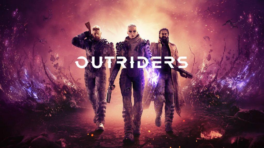 ترینر بازی Outriders