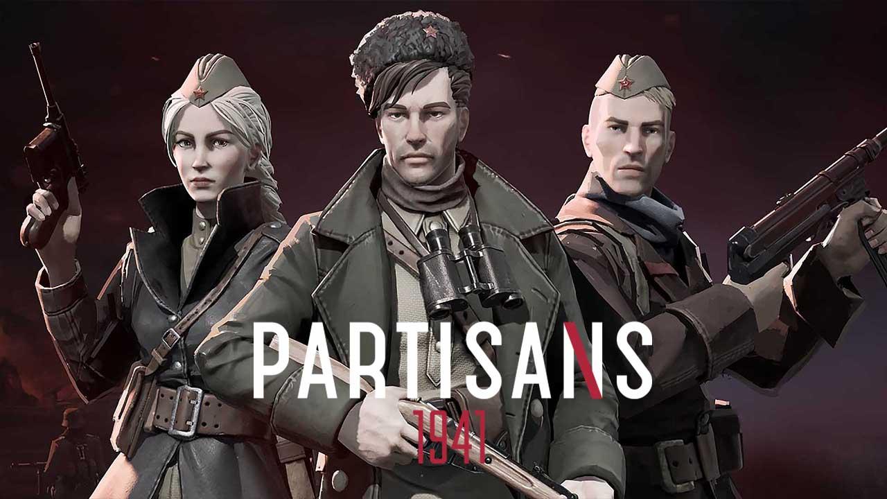 ترینر بازی Partisans 1941