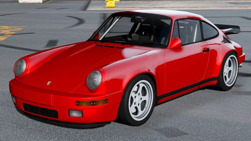 خودرو Porsche 911 1987 برای GTA V