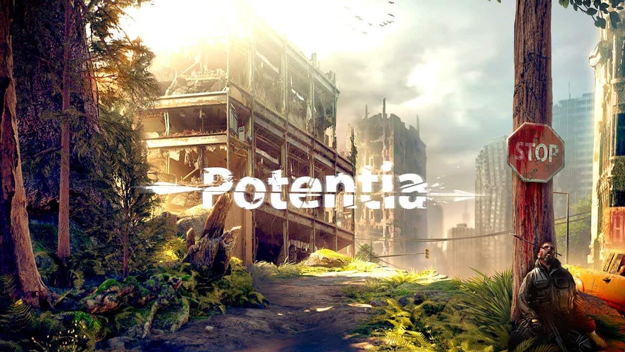 ترینر بازی Potentia