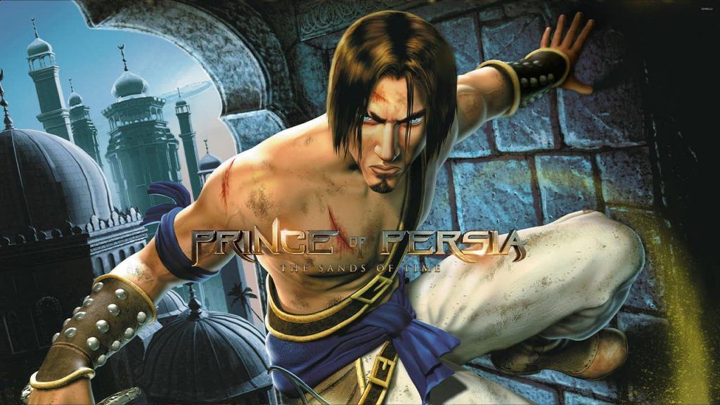 ترینر بازی Prince of Persia The Sands of Time