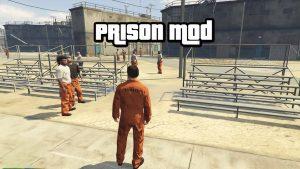 مد Prison Mod برای GTA V